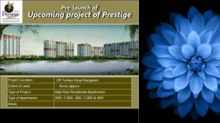 Prestige Jindal City Property