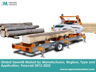 Sawmill Global Market Research and Industry Forecast