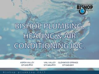 Bishop Plumbing, Heating & Air Conditioning Inc.