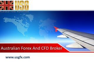 Australian Forex And CFD Broker