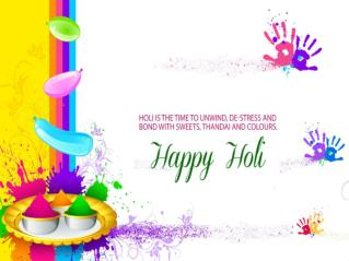 Holi Gifts : Celebrate Holi in this Land of Festivals
