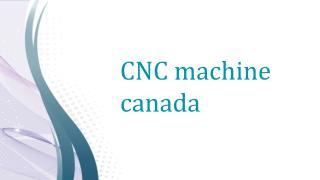 cnc machine canada     www.cluemachines.com