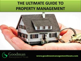 THE ULTIMATE GUIDE TO PROPERTY MANAGEMENT IN ORANGE COUNTY