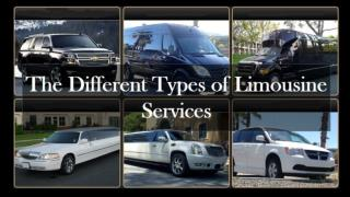 The Different Types of Limousine Services