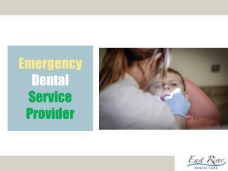 Newmaket Dentist - Emaergency Dental Service Provider by East River Dental