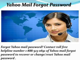 How can I recover my deleted Yahoo Account?