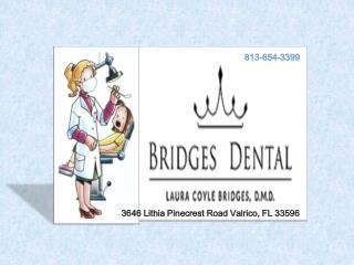 Valrico Dentist Can Restore Your Smile With Porcelain veneers – Bridges Dental