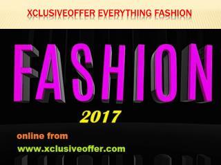 Xclusiveoffer everything fashion