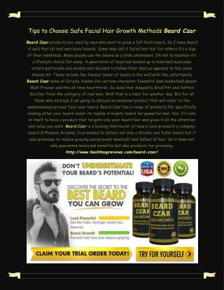 http://www.healthsupreviews.com/beard-czar/