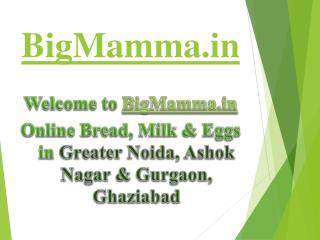 Monthly Egg and Bread Subscription in Greater Noida