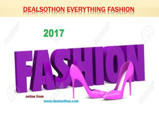 Dealsothon Everything Fashion