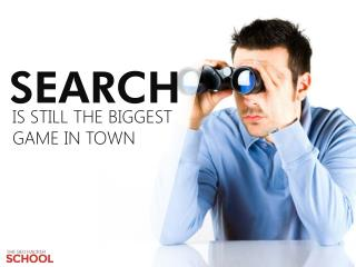 Search is still the Biggest Game in Town (public)
