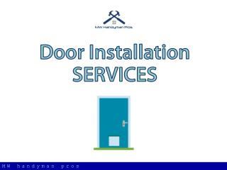 MW Handyman Services