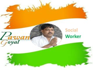 Politician in Jaipur - Pawan Goyal