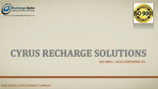 Get the best online recharge software