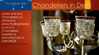 chandeliers in delhi