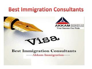 Best immigration consultant in Hyderabad & in Bangalore