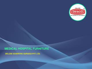 Medical Hospital Table Manufacturer in India | DESCO