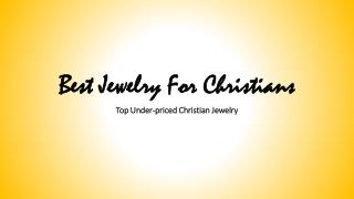 Best Jewelry For Christians