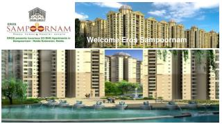 Eros Sampoornam Residential Projects in Noida Extension