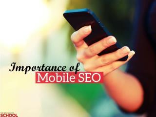 Mobile seo insider
