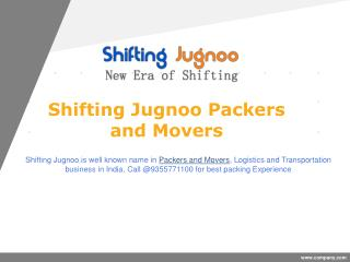 Shifting Jugnoo Packers and Movers in Gurgaon