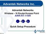 Advantek Networks Inc.
