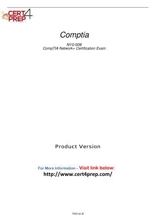 N10-006 Certification Tests