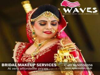 Best bridal makeup services are starting from Rs. 7500 only.