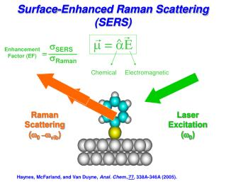 Surface-Enhanced Raman Scattering SERS