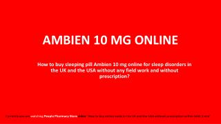 How to buy online meds in the UK and the USA without prescription within MAX 2 min ?