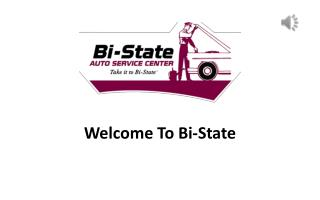 Fleet Maintenance Services - Bi-State Auto Service Center