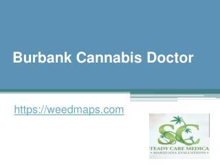 Burbank Cannabis Doctor - Weedmaps.com