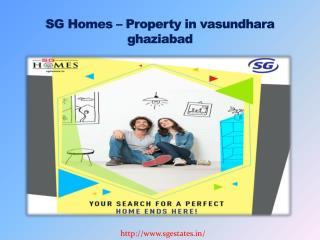 2 Bhk Flats in Govindpuram Ghaziabad - Sg Estates