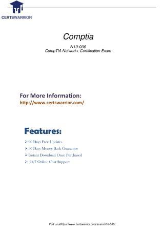 N10-006 Demo Practice Test Software
