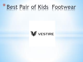 Kids footwear India