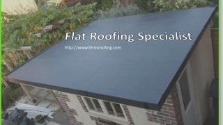 Flat Roofing Specialists