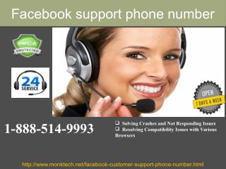 Do I need to go to any place to avail Facebook  Support Phone Number 1-888-514-9993?