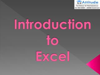 Advance Excel Training MIS Course Training Institute Delhi