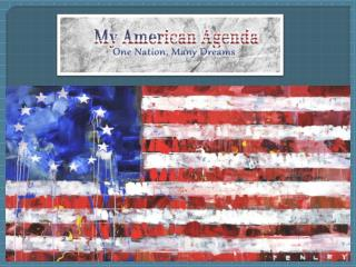 American Independence - Political agenda of the American Republican Party -Freedom from Tyranny in America
