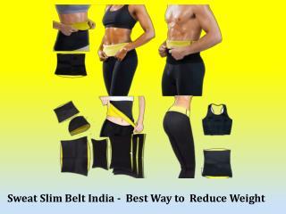 Sweat Slim Belt India