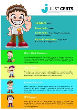 Latest 7230X  Avaya Aura Communication Applications 7230X Exam Dumps