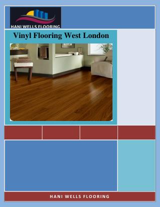Vinyl Flooring West  London