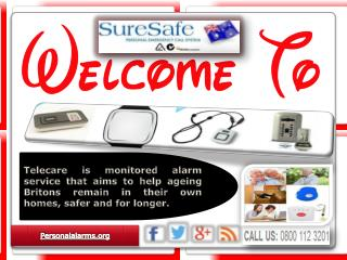 Telecare Equipment