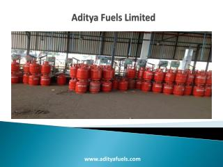 Aditya Fuels Limited Provide LPG Bulk Cylinders