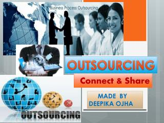 Outsourcing Solutions – connect & share Bussiness