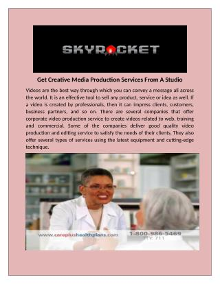 Hire Professional Film Production Company