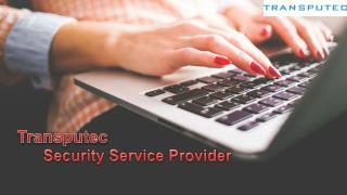 Transputec : Security Service Provider