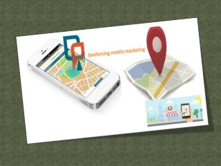 Geo-Fencing For Mobile Marketing: What is It?