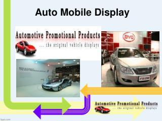 BC Shopping Centers and Malls car displays malls